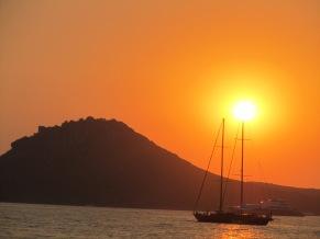 Sunset, Yalikavak, Turkey