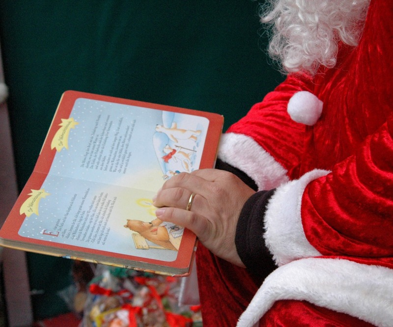 The Best Christmas Books for Reading Aloud
