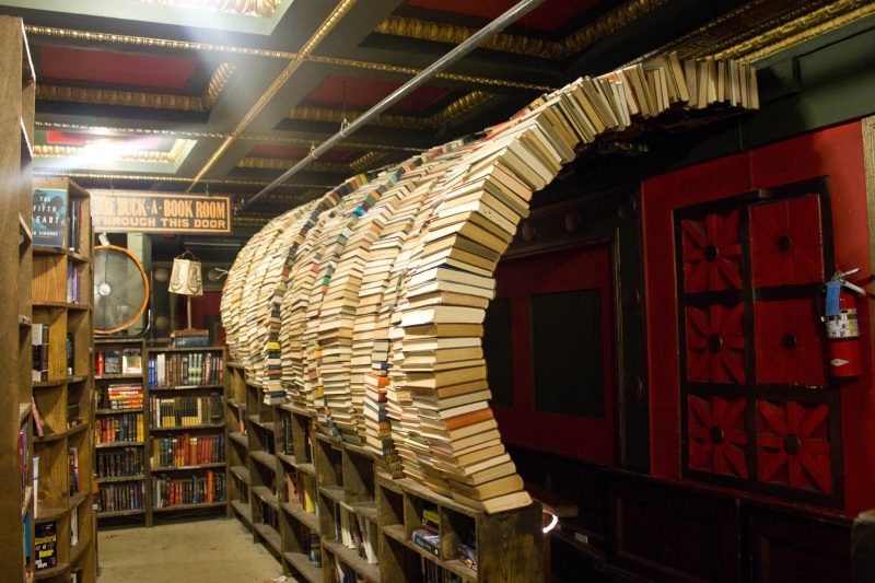 The Ten Best Bookshops in the World