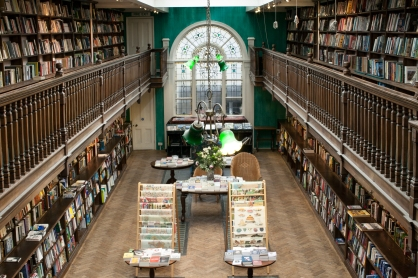 The 10 Best Bookshops in the World