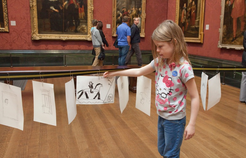 The Ten Best Art Experiences for Kids in London