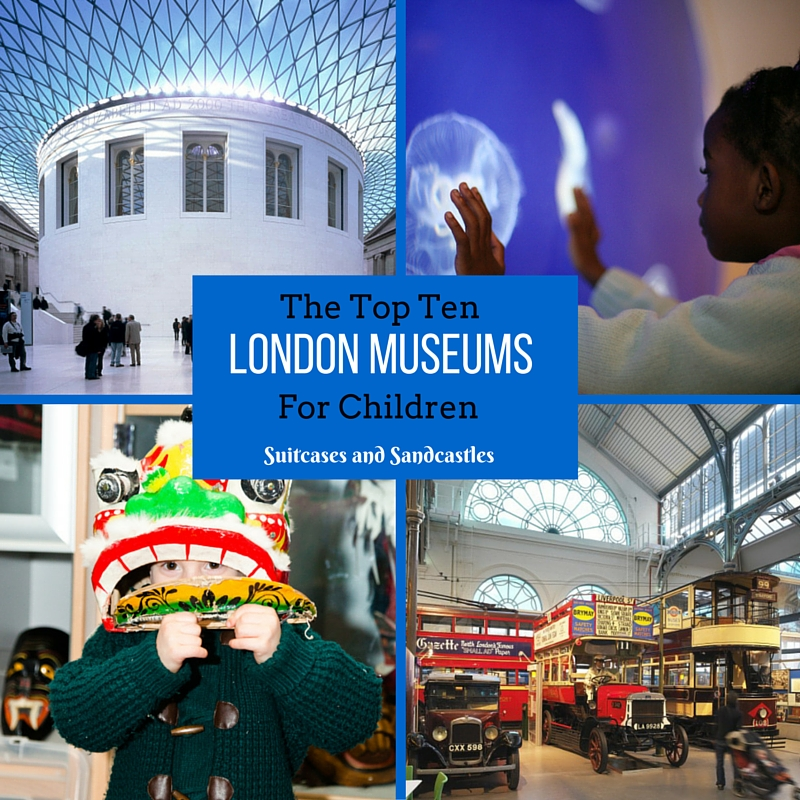 The Top Ten London Museums for Children