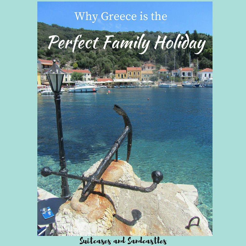 Why Greece is the Perfect Family Holiday