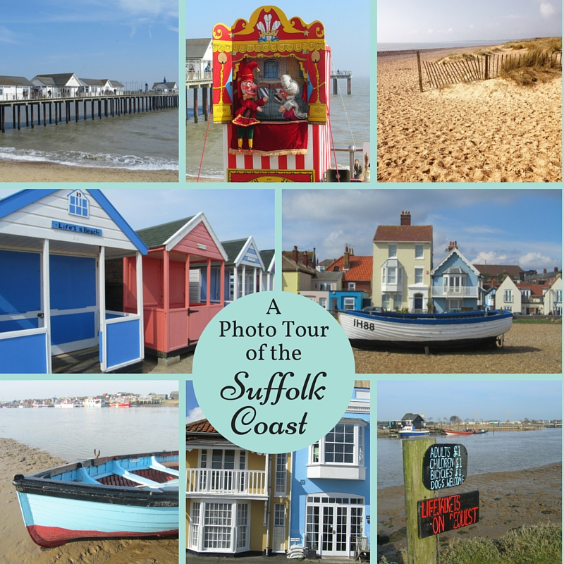 A Photo Tour of the Suffolk Coast