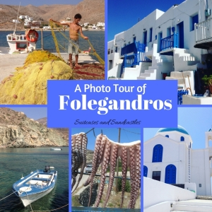 A Photo Tour of Folegandros
