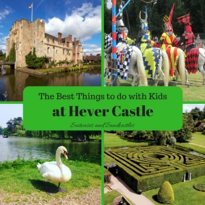 The Best Things to do with Kids at Hever Castle